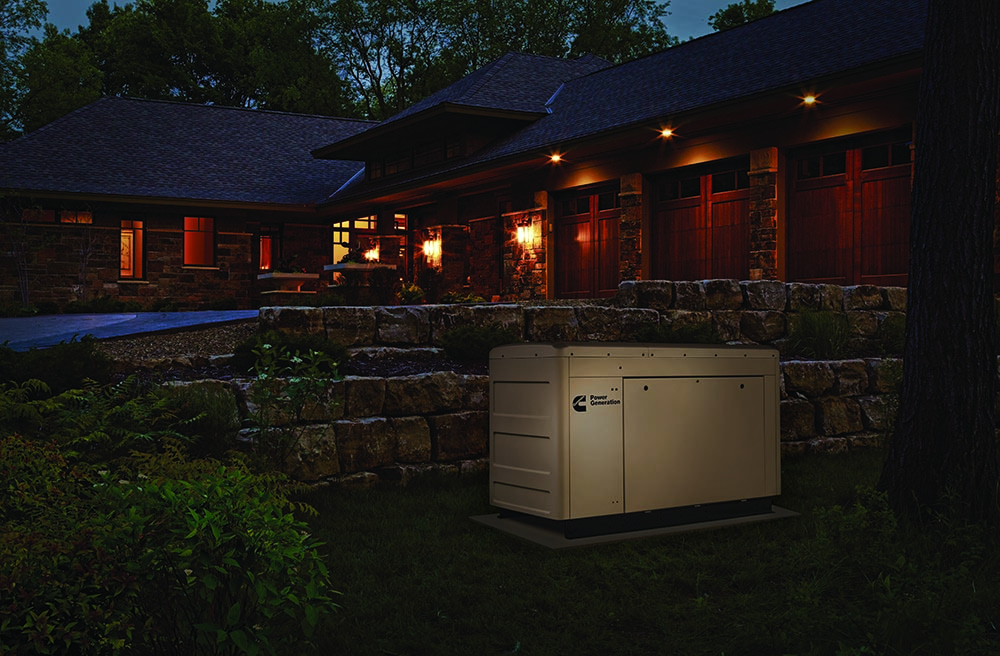 Heaton Electric - Cummins Generator